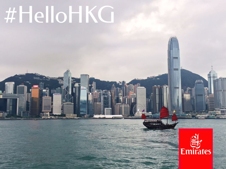 Hello HKG