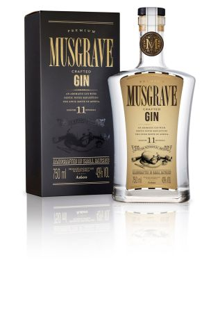 Musgrave Gin_bottle & box_new label