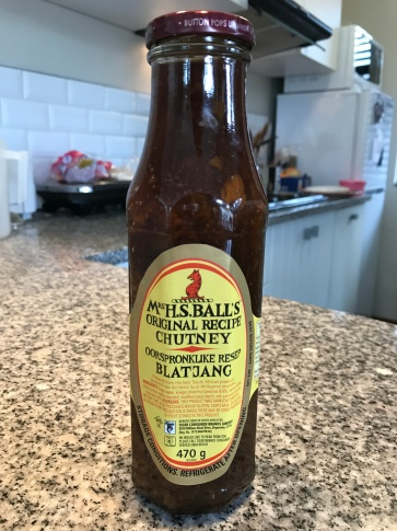 Mrs Ball's Original Flavour